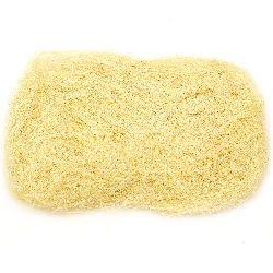 Iarbă de culoare crem de nucă de cocos -50 grame