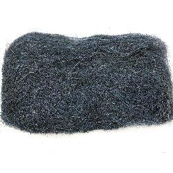 Coconut Grass Artificial, Decoration Decoupage DIY blue dark -50 grams