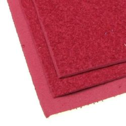 EVA Foam Grass Imitation Red, A4 Sheet 20x30cm 2mm Scrapbooking & Craft
