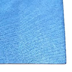 EVA foam A4 sheet 20x30 cm 2 mm for scrapbook & craft decoration, metallic blue