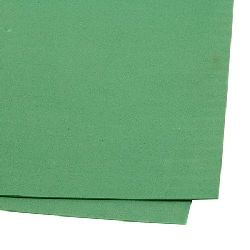 Material EVA / cauciuc microporos / 2 mm A4 20x30 cm verde
