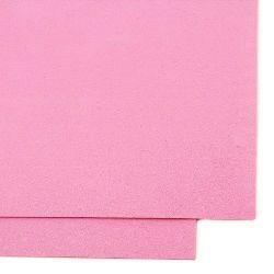 EVA материал /микропореста гума/ 1.5 мм А4 20x30 см розов