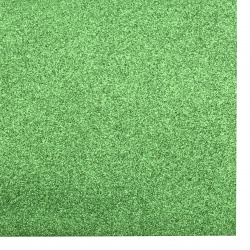 EVA Glitter Foam Green, A4 Sheet 20x30cm 2mm DIY Craft, Decoration