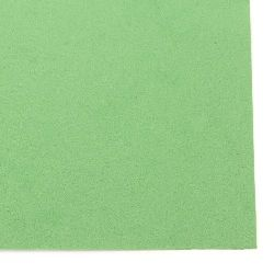 EVA Foam Green, A4 Sheet 20x30cm 0.8~0.9mm Scrapbooking & Craft Decoration