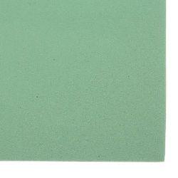 Material EVA / cauciuc microporos / 0,8 ~ 0,9 mm A4 20x30 cm verde închis