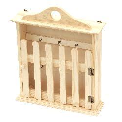 Cutie din lemn 210x60x265 mm pentru chei