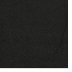 Cauciuc spumat / microporos / 0,8 ~ 0,9 mm 50x50 cm negru