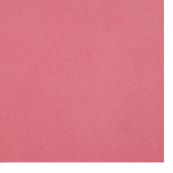 Cauciuc spumat / microporos / 0,8 ~ 0,9 mm 50x50 cm culoare roz deschis