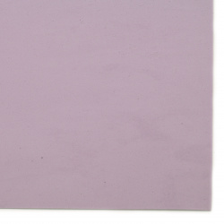 Material EVA / cauciuc microporos / 2 mm A4 20x30 cm violet deschis