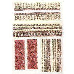 Decoupage Rice Paper Handmade Bulgaria, A3 29.5x42cm