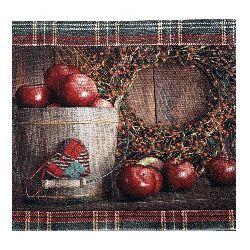Șervețel HOME FASHION 33x33 cm Sezon Picking Apple cu trei straturi -1 buc