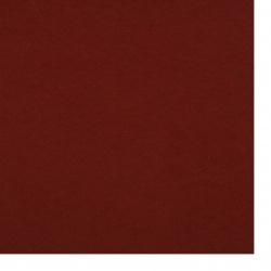 Филц 1 мм A4 20x30 см цвят червен тъмно -1 брой