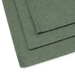Felt Sheet, DIY Crafts Sewing Decoration 1 mm A4 20x30 cm color gray dark -1 piece