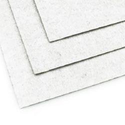 Φύλλο τσόχας 1 mm A4 20x30 cm γκρι ανοιχτό -1 τεμάχιο