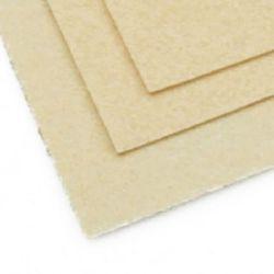 Φύλλο τσόχας 1 mm A4 20x30 cm χρώμα σώματος -1 τεμάχιο