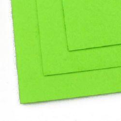 Felt Sheet, DIY Crafts Sewing Decoration 1 mm A4 20x30 cm residual color -1 pc