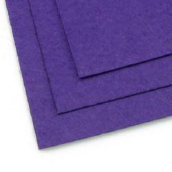 Φύλλο τσόχας 1 mm A4 20x30 cm μωβ σκούρο -1 τεμάχιο