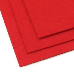 Филц 2 мм A4 20x30 см цвят червен светло -1 брой