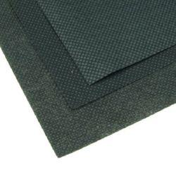 Φύλλο τσόχας 0,5 mm τύπου panama A4 20 x 30 cm για εφαρμογές, διακοσμητικά και κεντήματα - μαύρο
