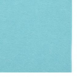 Филц 1 мм A4 20x30 см цвят син небесно -1 брой