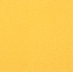 Φύλλο τσόχας 1 mm A4 20x30 cm κίτρινο σκούρο -1 τεμάχιο