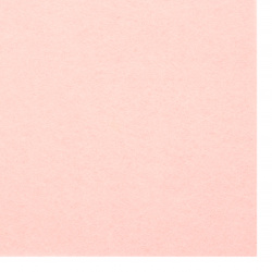 Филц 1 мм A4 20x30 см цвят розов бледо -1 брой