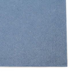 Acrylic Felt Sheet, DIY Craft Handmade 2 mm A4 20x30 cm color blue -1 pc