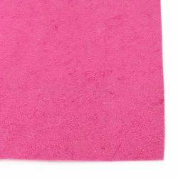 Φύλλο τσόχας 1 mm A4 20x30 cm ροζ -1 τεμάχιο