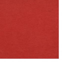 Филц мек 2 мм A4 20x30 см цвят червен -1 брой