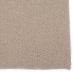 Soft felt Craft Handmade 1 mm A4 20x30 cm color gray -1 piece