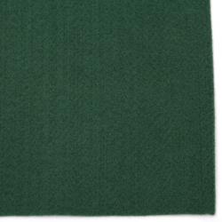Soft Felt Fabric Sheet DIY Craftwork Decoration 1 mm A4 20x30 cm color green dark -1 piece