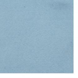 Филц мек 2 мм A4 20x30 см цвят син бледо -1 брой