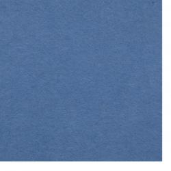 Филц мек 2 мм A4 20x30 см цвят син -1 брой