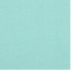 Φύλλο τσόχας μαλακό 2 mm A4 20x30 cm τιρκουάζ ανοιχτό -1 τεμάχιο