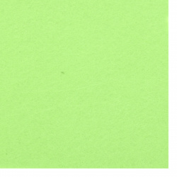 Soft Felt Fabric Sheet DIY Craftwork Decoration  2 mm A4 20x30 cm color green light -1 piece