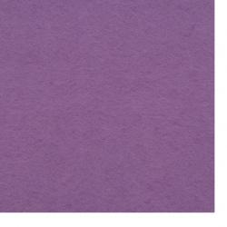 Филц мек 2 мм A4 20x30 см цвят лилав -1 брой