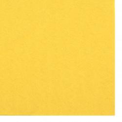 Филц мек 2 мм A4 20x30 см цвят жълт -1 брой
