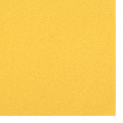 Филц мек 2 мм A4 20x30 см цвят жълт тъмно -1 брой