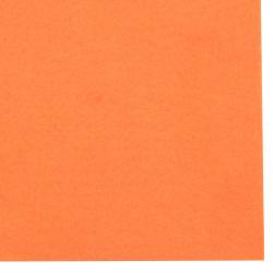 Филц мек 2 мм A4 20x30 см цвят оранжев -1 брой