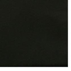 Филц мек 2 мм A4 20x30 см цвят черен -1 брой