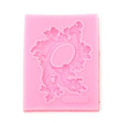 Silicone Mold Frame with Angels, 60x80x6mm