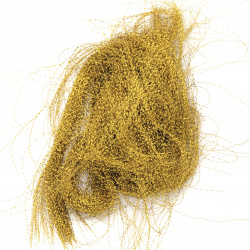 Angel hair twisted gold old -10 grams