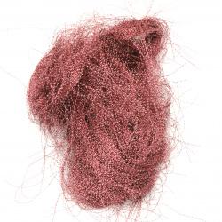 Twisted Angel hair pink -10 grams
