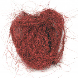Twisted Angel hair red -10 grams