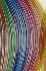 Benzi quilling (hartie 130 g) 2 mm / 35 cm -10 culori intense - 100 buc