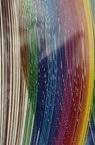 Quilling Paper Strips (130 g paper) 4 mm / 50 cm -10 intense colors - 100pcs