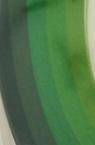 Ленти за квилинг (хартия 130 гр) 4 мм/ 50см - 5 цвята зелена гама -100 бр