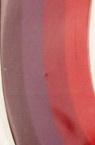 Quilling Paper Strips  (130 g paper) 4 mm / 50 cm - 4 colors red range - 100 pcs