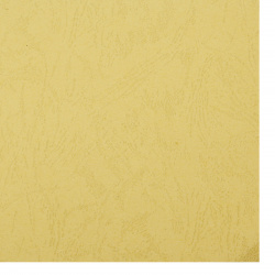 Cardboard for Craft & Decoration  230 g / m2 embossed A4 (21x 29.7 cm) ocher
