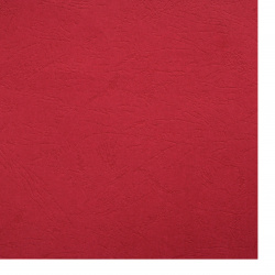 Cardboard for Craft & Decoration  230 g / m2 embossed A4 (21x 29.7 cm) red